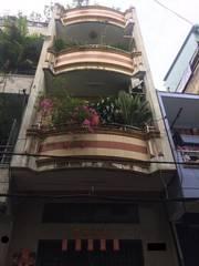 Bán nhà 3 lầu dt 3,7x10m hẻm 5m Hàn Hải Nguyên, Quận 11 giá 5,75Tỷ