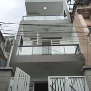 Bán nhà Cư xá Rada Q6  4x12  3 tấm mới đẹp ở liền