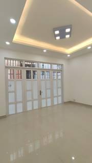 Bán nhà Lô U Cư Xá Phú Lâm D, Phường 10, Quận 6, DT 4.74m x 12m  Nở hậu 5.4m . Giá 6.68 tỷ