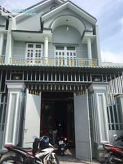 Bán nhà mặt tiền đường Hoàng Phan Thái cách chợ Bình Chánh 2km sổ hồng riêng