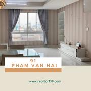 Căn hộ 02 phòng ngủ chung cư 91 Phạm Văn Hai quận Tân Bình