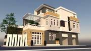 Chính chủ bán nhà 3 tầng mới đẹp tại Lê Quang Sung, Xuân Hà, Thanh Khê