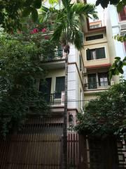 Bán Biệt thự Hoàng cầu 120m x 4 tầng 26 tỷ  . Nhà nằm trong khu phân lô Hoàng cầu   Trần Quang diệu