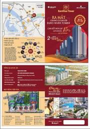 Euro River Tower - Siêu Lợi Nhuận Cho Bài Toán Kinh Tế