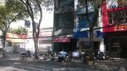 Bán nhà mặt tiền đường Võ Văn Tần, Quận 3: 4.85m x 35m, 2 lầu, ngay đối diện trường ĐH mở Tp.HCM