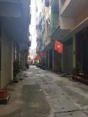 Cần bán mảnh đất 40m2 ngõ 2 Quang Trung, đất vuông không lỗi phong thủy.