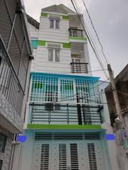 Bán Nhà 1 Trệt 3 Lầu Đường Thống Nhất Gò Vấp