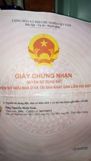 Chính Chủ Cần Bán Đất Xã Giai Xuân- Huyện Phong Điền- Cần Thơ