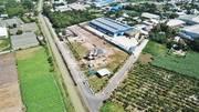 Bán đất vườn Củ Chi liền kề Bệnh viện Xuyên Á, giá 5tr/m2