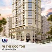 Chính thức nhận đặt chỗ dự án đẹp nhất quận Hai Bà Trưng- HDI 55 Lê Đại Hành