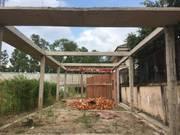 Bán quán cafe 400m2 - 1sổ riêng mặt tiền Tỉnh Lộ 8, cổng KCN Đông Nam, 12 tỷ