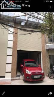 Bán nhà riêng phố Kim Ngưu, Hai Bà Trưng diện tích 31m2, 6 tầng, giá 4.8 tỷ.