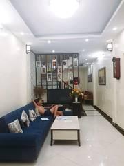 Bán nhà Ngõ Quỳnh dt 50m, 5 tầng, mt 4m, giá 4.45 tỷ.