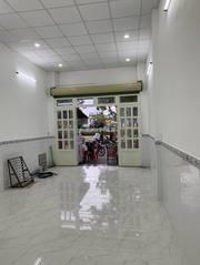Bán nhà Mặt Tiền Nguyễn Văn Luông, F10, Q6. DT: 4,2 x15m  63m2 . Giá: 10 Tỷ