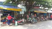 Bán nhà dãy nhà trọ MT đường số 1 Lý Phục Man P.Bình Thuận Q.7