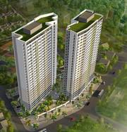 Bán căn hộ OCT5 resco Cổ Nhuế.dt 63,4m2 Giá chỉ:1.55ty