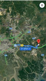 Dự án đất nền gần sân bay Long Thành