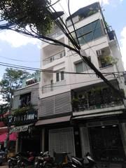Cần bán nhà mặt tiền Trường Sa, dt: 64m2, 5 tầng, giá 11, 7 tỷ  TL