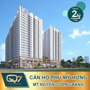 Bán căn hộ Q7 bouleva . sắp bàn giao nhà. mặt tiền Nguyễn Lương Bằng Q7