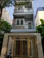 Bán nhà đường Phạm Thế Hiển, phường 7, quận 8 , 3 tầng, giá 5.4 tỷ