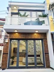 Bán Nhà 1 Lầu Xây Mới Hẻm 123 Nguyễn Văn Quỳ, P.TTĐ, Quận 7