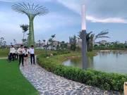 Bán đất Dragon Park cạnh Ecopark và Vin Gia Lâm, giá chỉ  1/2 xung quanh