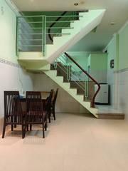 Bán nhà 325/ Bạch Đằng Bình Thạnh,Nhà đẹp 1 trệt 1 lầu,sàn 61m2.hẽm thông buôn bán.qua tốt