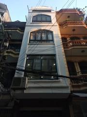 Bán nhà phân lô 50m2 x 5 tầng khu 4ha phố Hồng Hà, Phúc Xá, Ba Đình giá 11 tỷ