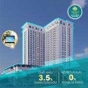 Căn hộ cao cấp Lotus Long Biên giá chỉ từ 24Triệu  HTLS 0 12 tháng  CK 3,5   Gói nội thất 105Triệu