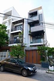 Bán nhà 4,5 tầng đẹp mặt tiền đường Bình Minh 3,phường Bình Thuận,Hải Châu
