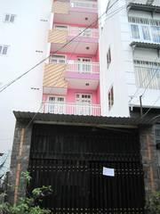 Cho thuê nhà 5 tầng mới xây, 31,5 triệu có thương lượng, đường Nguyễn Văn Huyên, Q.Tân Phú