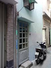 Bán nhà 431 Điện Biên Phủ  phía sau nhà mặt tiền , Phường 3, Quận 3, TP.HCM