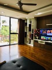 Bán nhà mặt phố ngã tư Hà Trì Bà Triệu 50m, MT 5m,6 tầng, Kinh doanh cực sầm uất chỉ hơn 8 tỷ