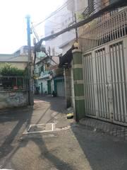 Chính chủ cần sang gấp nhà nát Phan Đình Phùng, P1, PN, shr