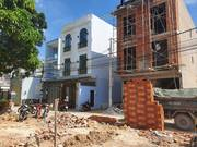 Nhà như hình 1 trệt 2 lầu đường số 6 B.Tân 1 tỷ 750 triệu