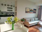 Cho thuê gấp căn hộ 02 phòng ngủ đẹp ngay trung tâm Hà nội