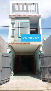 Bán nhà mới xây khu nhà ở thương  mại Phú Hồng Thịnh 5