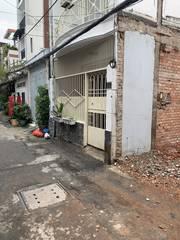 Bán đất Hóc Môn 62m2, đường Lê Lợi, hẻm 1/ ô tô, gần chợ Tân Thới Nhì
