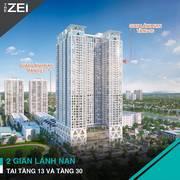 The Zei:Căn hộ cao cấp trung tâm Mỹ Đình,mặt đường Lê Đức Thọ,HTLS 0,CK 6