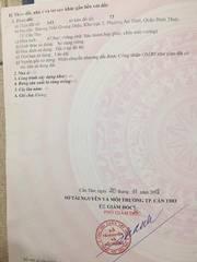 Bán nền ODT mặt tiền Trần Quang Diệu giá rẻ tặng kèm GPXD