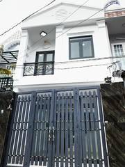 C/chủ bán nhà 1 lầu mới Huỳnh Tấn Phát, P. PT, Quận 7  4.5x13.5m