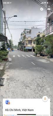 Chính chủ cần bán nhà mặt tiền số 37 KDC Bình Phú, vị trí đẹp, giá tốt