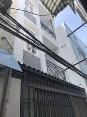 NHÀ ĐẸP ĐÓN TẾT   Nhà 2 lầu hẻm 47 Võ Thị Nhờ, P. Tân Thuận Đông, Quận 7