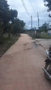 Bán đất nền liền kề KCN Bàu xéo SHR