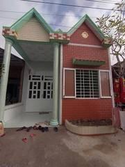 Chính chủ cần bán nhà mới ở khu dân cư Tân Lập, huyện Mộc Hóa, tỉnh Long An.