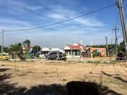 Cần bán lô đất đối diện khu du lịch vườn xoài