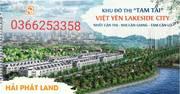 Sắp ra mắt siêu phẩm với hai hồ điều hòa độc nhất Bắc Giang