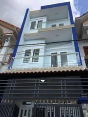 Cần bán nhanh căn nhà tại đường Nguyễn Hữu Trí, Bình Chánh.