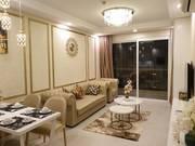 Gia đình bán gấp chung cư Tràng An Complex, dt 87,7m2, 2PN  1 đa năng, full đồ, giá 3 tỷ 650.