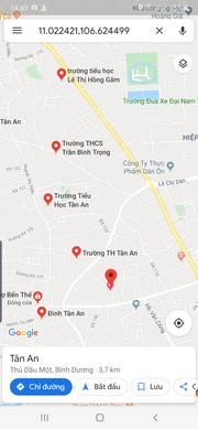 Cần bán gấp lô đất phường Tân an gần KDL Đại Nam